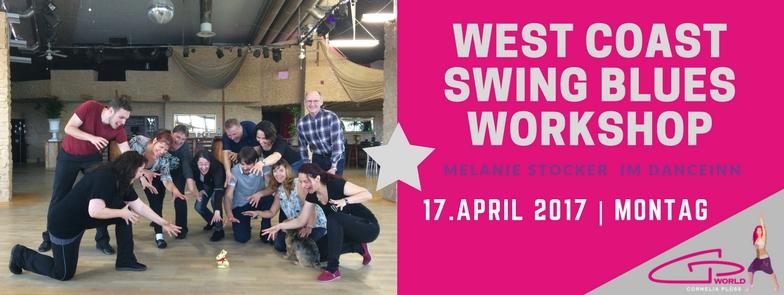 WestCoastSwing meets Bluesmusik