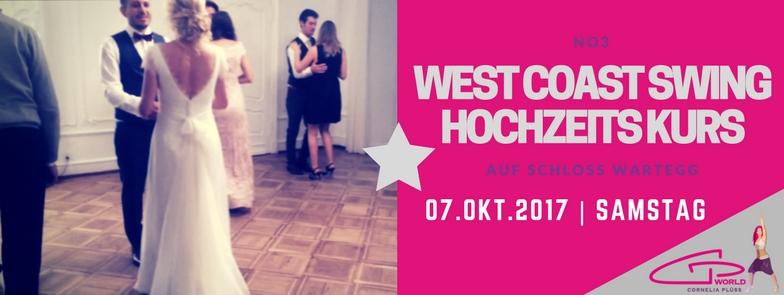 West Coast Swing für Hochzeitsgäste