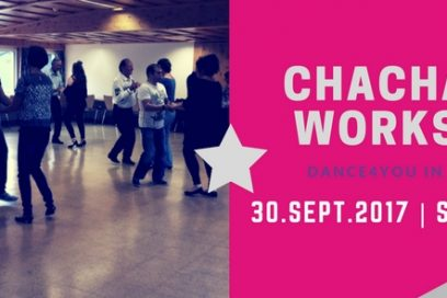 Gastteacher ChaChaCha Workshop im schönen Wildhaus