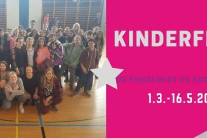 Kinderfest St.Gallen 2018 – ist gestartet