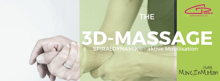 aktive 3D-Stretch-Massage Spiraldynamik - neues Körpergefühl