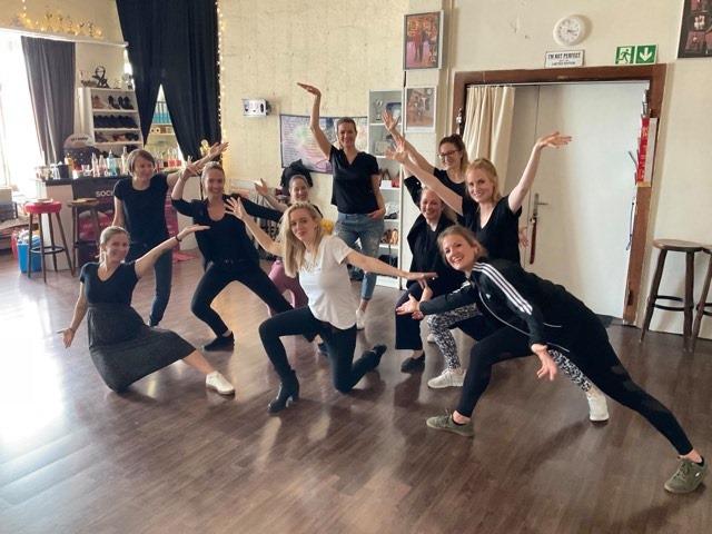 CPWORLD Social Tanzschule Dancemove